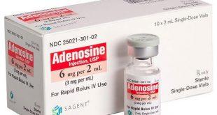 آدنوزین ضد هیستامین (آنتاگونیست گیرنده H1) ضد استفراغ و ضد سرگیجه حقیقی، ضد سرفه ،خواب آور، بی حس کننده موضعی ،ضد دیسکینزی( آنتیکو لینرژیک،آرام بخش)