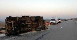 سخنگوی مرکز اورژانس اصفهان در خصوص این حادثه بیان کرد که این اتوبوس از مقصد تهران به سمت شیرازت در حرکت بوده و در در ساعت ۴ و ۳۹ دقیقه صبح امروز در در ورودی سپاهان شهر واژگون شده است و بر اثر این واژگونی ۹ نفر فوتی و ۱۸ نفر مصدوم بر جای مانده است.