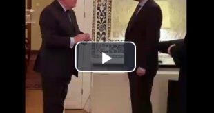 در یک مراسم رسمی که در شامگاه پنجشنبه در سفارت فرانسه در تهران برگزار گردید از طرف وزارت فرهنگ و هنر کشور فرانسه نشان شوالیه به شهاب حسینی اهدا گردید