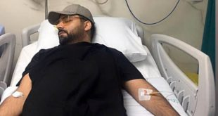 خبر منتشر شده در فضای مجازی درباره احسان علیخانی و ابتلا او به کرونا تکذیب شد و او در سلامت کامل به سر می برد