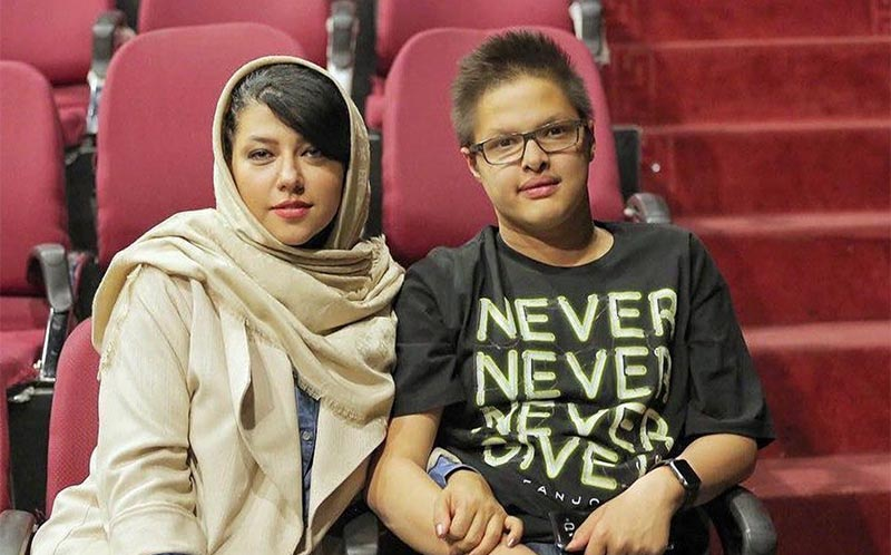 بیوگرافی شهاب حسینی  و همسرش پریچهر قنبری
