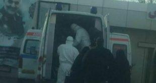 طبق اخبار منتشره امروز دونفر مشکوک به ویروس کرونا پس از انتقال به بیمارستان شهدای یافت آباد در بخش ایزوله این بیمارستان برای بررسی در خصوص ابتلا به بیمار کرونا بستری شده اند. هنوز درخصوص ابتلاء آنها به این بیماری اضهار نظری نشده و ابتلا آنها به کرونا تائید نشده است. گفته شده که این دو نفر یک راننده تاکسی ویک مهماندار هواپیما هستند که در ارتباط نزدیک با اتباع کشور چین قرار داشته اند