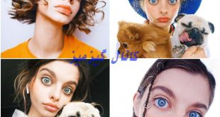 امروز قرار گرفتن عکس های یک دختر اوکراینی با چشمهایی غیرعادی و بسیار درشت که گفته می شود در کل دنیا او تنها فردی است که دارای چشمانی به این اندازه بزرگ میباشد در فضای مجازی منتشر شد و در بسیاری از خبرگزاریها مورد توجه قرار گرفت.