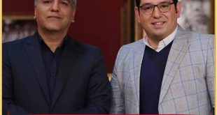 مهمان امشب برنامه دورهمی محمدرضا احمدی گزارشگر و مجری ورزشی تلویزیون میباشد.
