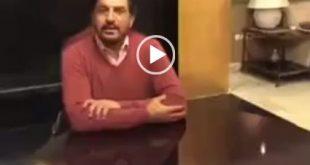 محمود شهریاری مجری ممنوع التصویر شده تلویزیون در یک پیام ویدیویی از رئیس قوه قضاییه درخواست محاکمه مصوبان انتشار و انتقال ویروس کرونا به ایران شد