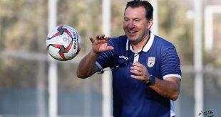 مارک ویلموتس که سابق بر این مربی تیم ملی فوتبال ایران بود بعد از شکایت از فدراسیون فوتبال ایران درخصوص مطالباتش با یک واکنش عجیب باعث ایجاد جنجال های در فضای مجازی شد