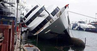 واژگونی کشتی شاهزاده عربستانی به ارزش بیش از ۶۵ میلیون پوند به یکی از خبرهای داغ رسانهها تبدیل شده است،این کشتی لوکس و مجلل به یک شاهزاده ترکی بن محمد بن فهد آل سعود تعلق دارد