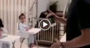 رونالدو در یک ویدئو آموزشی برای مقابله با بیماری کرونا به دست تمامی خانواده اش مایع ضدعفونی زده است و این فیلم را در صفحه شخصی خود منتشر کرد