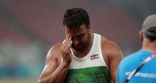 احسان حدادی قهرمان پرتاب دیسک کشور در گفتگو با خبرنگاران اعلام کرد که در خصوص وضعیت سلامتی خود نگران است و علائمی شبیه بیماری کرونا دارد