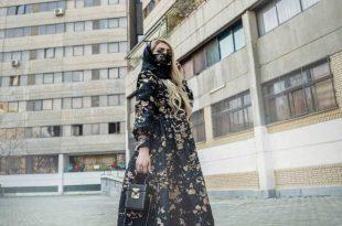 طراحان لباس ایرانی با الگو برداری از ماسکهای بیماران کرونایی به طراحی مانتو ها و ماسک هایی که به صورت هماهنگ و هم طرح و رنگ می باشند پرداخته اند و انتشار تصاویری از این قبیل در فضای مجازی در بین بسیاری از کاربران و کانالهای تلگرامی بسیار در مورد توجه قرار گرفته است.