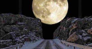 امشب یکی از زیبا ترین و عجیب ترین رخدادهای طبیعی به وقوع خواهد پیوست و قمر ماه در کوتاه ترین فاصله خود با کره زمین قرار خواهد گرفت در این حالت ماه بصورتی بسیار بزرگ در آسمان پدیدار خواهد شد که به آن ابرماه گفته می شود