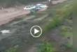 بر اثر بارش شدید تگرگ امروز عصر در شهر پرند سیلی وحشتناک به راه افتاد و تعدادی خودرو در این سیل گرفتار شدند