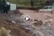 بر اثر بارشهای شدید امروز در کهریزک و به راه افتادن یک سیل ناگهانی تعدادی از خودرو های عبوری در این سیل گرفتار شدند