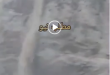 جاری شدن سیل از کوه ها بصورت آبشار های عظیم و بهم پیوستن این آبها در پای کوه در خرانق استان یزد باعث ایجاد سیلی عظیم و هولناک شد