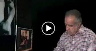 علی کریمی ستاره فوتبال ایران در یک نامه ویدئویی به آرات حسینی در خصوص حواشی ایجاد شده و استوری و لایک و اینستاگرام با او صحبت کرد