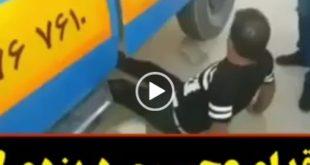 یک مرد یزدی در یک اقدام عجیب در زیر چرخ های یک وانت نیسان قرار گرفت و ماشین از روی رو رد شد،این فیلم دلهره آور در فضای اینترنت منتشر شده است