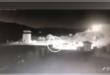 فرود یک شی نورانی از جو که به احتمال قوی یک شهاب سنگ بزرگ بوده توسط بسیاری افراد در شهرهای مرزی ترکیه در داخل ایران و همچنین در خود ترکیه دیده شده است