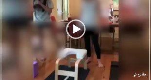ویدئو جنجالی منتشر شده توسط رضا پهلوی در فضای مجازی