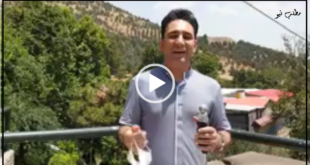 شاهین صمدپور مستند ساز و گزارشگر مستقل با حضور در بیمارستان «مسیح دانشوری» در مصاحبه ای با کادر درمان در خصوص طولانی شدن بیماری کرونا و اینکه این بیماری تا چه زمانی در ایران باقی می ماند صحبت کرد
