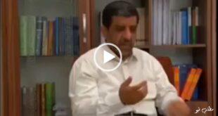 در یک مصاحبه پخش شده از «سید عزت الله ضرغامی» که به عنوان پنجمین رئیس سازمان صدا و سیما او در خصوص حرف و حدیث های پیش آمده درباره اخبار گفتن زنان در صدا و سیما صحبت کرد