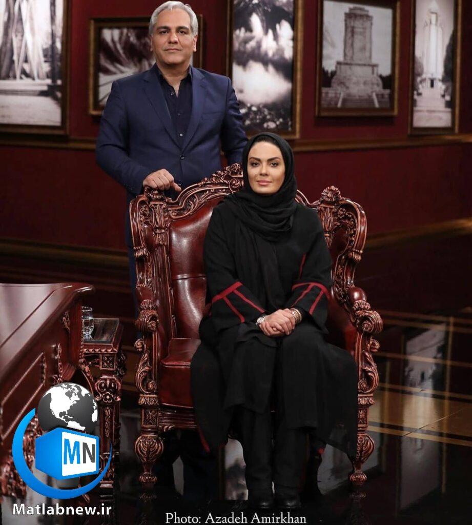 مهمان برنامه دورهمی امشب ۱۶ مرداد ۱۳۹۹ از طرف کانال رسمی برنامه دورهمی اعلام می شود این برنامه امشب ساعت ۲۳ مهمان خانه ایرانیان خواهد بود