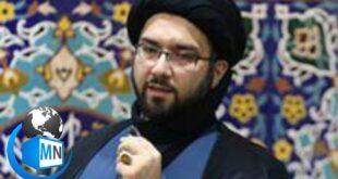 حجت الاسلام سیدعلی سیدین به دلیل ابتلا به ویروس کرونا از مدتی قبل بستری بود و امروز دار فانی را وداع گفت.