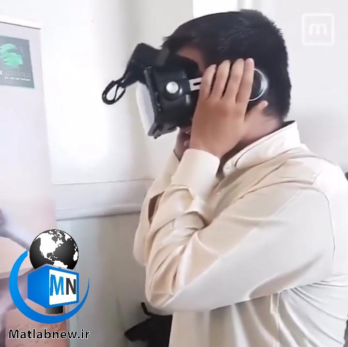 روز گذشته انتشار فیلمی در خصوص استفاده از عینک سه بعدی واقعیت مجازی برای عزاداری محرم در همین راستا منتشر شد