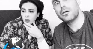 انتشار فیلم حدیثه تهرانی و همسرش که در یک بازسازی از نقش بهمن مفید در فیلم قیصر اجرا شده است بازتاب های نتفاوتی را به دنبال داشته است