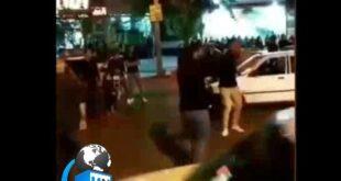 شب گذشته یک راننده مست با خودرو پژو ۴۰۵ با سرعت به میان دسته عزاداری در شهر مشهد وارد شد و باعث آسیب دیدن تعدادی از عزاداران حسینی گردید