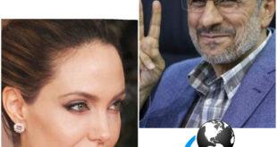 محمود احمدی نژاد رئیس جمهوری پیشین جمهوری اسلامی در یک توئیت خطاب به آنجلینا جولی در خصوص تبعیض های بنیادین در جهان با او هم عقیده شد