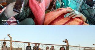 انتشار یک عکس سلفی از خلبان امداد هوایی در جریان انتقال یک مادر باردار به بیمارستان باعث ایجاد جنجال های در فضای مجازی شد