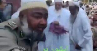 شخصی با یک ادعای دروغین در پاکستان مدعی شده است که امام زمان عجل الله است و مردم به علت عدم آگاهی به زیارت او رفته اند