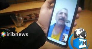 مهران رجبی بازیگر سرشناس سینما و تلویزیون حدود ده روز پیش به بیماری کرونا مبتلا و در بیمارستان بستری شد