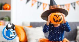 جشن هالووین با یک ریشه باستانی هر ساله در بسیاری از کشورهای غربی با نماد های عجیب و غریب و ترسناکش جشن گرفته میشود در ادامه با عکس نوشته های این روز با ما همراه باشید