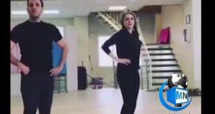 انتشار فیلم تمرینات ایروبیک و شبیه به رقص بهنوش طباطبایی به همراه ۲ مرد در صفحه اینستاگرام این بازیگر حاشیه ساز شد