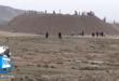 در پی بروز جنگ و مناقشه بین دو کشور همسایه ارمنستان و آذربایجان نواحی اطراف مرز اصلاندوز شاهد تنش های بین این دو کشور بود