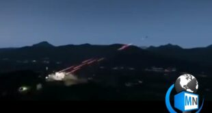یک ویدیو بسیار دیدنی از نبرد یک جنگنده و پدافند ضد هوایی در جریان جنگ ارمنستان و آذربایجان را ببینید