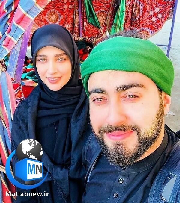 امیرحسین مرادیان فرزند سفیر ایران در کشور دانمارک در یک پست اینستاگرامی جدید خبر طلاق خود از همسرش آناشید حسینی را منتشر کرد