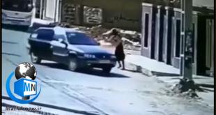 انتشار فیلم ربودن یک دختر جوان در یکی از خیابان های منطقه گلستان شهر اهواز موجی از شک و ناباوری را در فضای مجازی ایجاد کرد