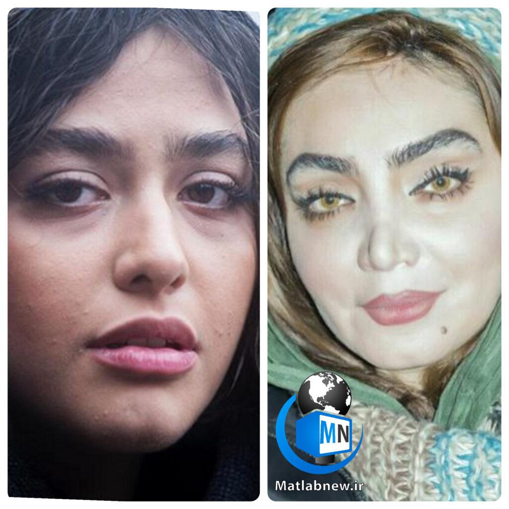 فیلم/ افشاگری لیلا بوشهری؛ ریحانه پارسا پیش از این در یک کافه گارسون بود!