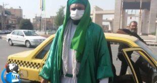 انتشار تصاویری از فردی که در بندر ماهشهر در استان خوزستان که ادعا کرده بود امام زمان است در بسیاری از رسانهها منتشر شده و بازتابهای گستردهای داشته است