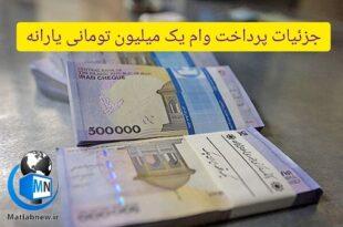 عبدالناصر همتی،رئیس کل بانک مرکزی جزئیات پرداخت وام یک میلیون تومانی یارانه بگیران که قرار است از اول آذرماه آغاز گردد را شرح داد