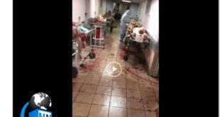انتشار فیلمی دستکاری شده که مربوط به یک کشور دیگر می باشد تحت عنوان قاچاق اعضای بدن بیماران کرونایی در یکی از بیمارستان های ایران در فضای مجازی منتشر شد