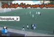 در جریان یکی از بازیهای لیگ برتر فوتبال زنان کشور بعد از به ثمر رسیدن گل یک آقا که تکنسین اورژانس بود برای ابراز خوشحالی به درون زمین بازی رفت
