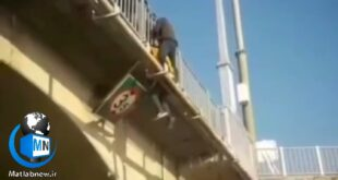 روز گذشته یک جوان اهوازی به قصد خودکشی به بالای یک پل در اهواز رفته بود که با اطلاع رسانی به واحدهای امدادی و آتشنشانی نجات پیدا کرد