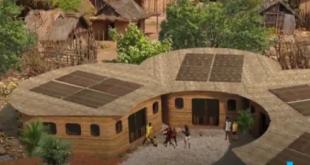 اولین مدرسه با استفاده از تکنولوژی چاپگر سهبعدی در ماداگاسکار به صورت یک طرح آزمایشی ساخته شد