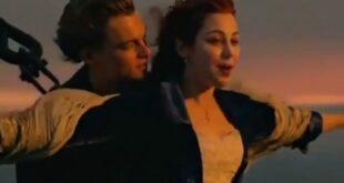 انتشار فیلمی از بهنوش بختیاری در فضای مجازی حاشیه ساز شد این فیلم به مناسبت روز ولنتاین به اشتراک گذاشته شده است