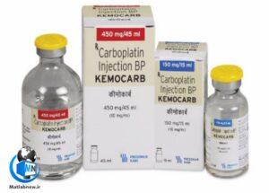 داروی کربوپلاتین