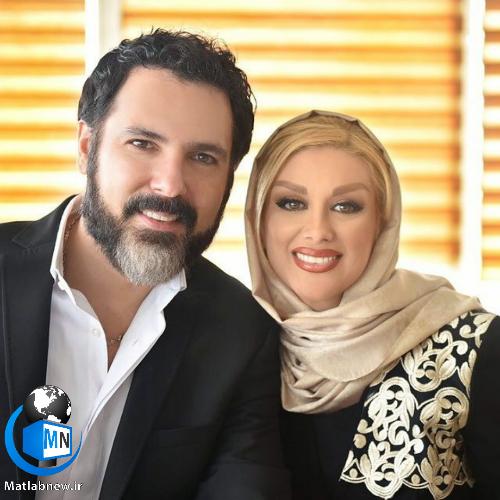 بیوگرافی «کوروش تهامی» و همسرش پونه یزدانی