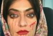مهناز افشار تصاویر مختلفی از حضورش با گریم های مختلف در سینما و تلویزیون ایران را به مناسبت روز جهانی گریم منتشر کرد